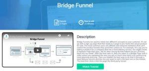 Builderall Bridge Sales Funnel