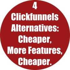 ClickFunnels Alternative – 4 Cheaper Sales Funnel Builders