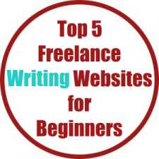 Top 5 Freelance Writing Websites for Beginners