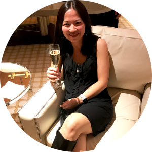 Grace in Vegas for the Wealthy Affiliate Super Affiliate Conference