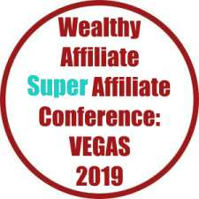 Wealthy Affiliate Super Affiliate Conference Vegas 2019