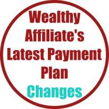 Wealthy Affiliate's Latest Payment Plan Changes