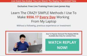 6 Figure Affiliate Bootcamp Free Training Launch Webinar