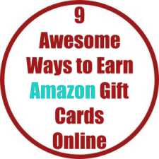 9 Awesome Ways to Earn Amazon Gift Cards Online