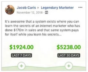 Legendary Marketer Results & Success Stories