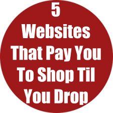 5 Websites That Pay You To Shop Til You Drop