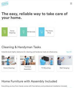 Handy Homepage