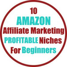 10 Amazon Affiliate Marketing Profitable Niches For Beginners