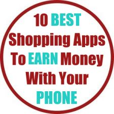 10 Best Shopping Apps To Earn Money With Your Phone