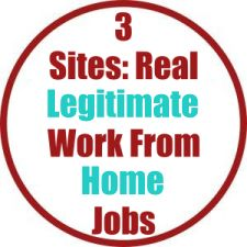 3 Sites That Pay Per Hour To Stay At Home - Real Legitimate Work From Home Jobs