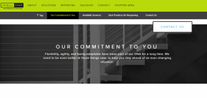 intelli webpage screenshot