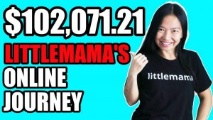 Who's Littlemama? How I've Made Over $102K In My Online Business with No Ads!