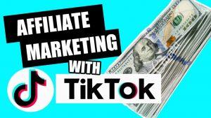 HOW TO DO AFFILIATE MARKETING ON TIKTOK - MAKE $100:DAY EASY!!