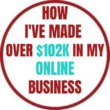 how I've made over $102k in my online business