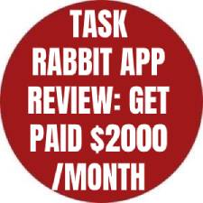 TASK RABBIT APP REVIEW