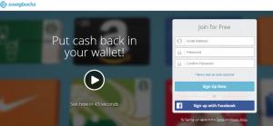 swagbucks site screenshot